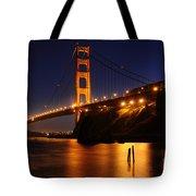 Golden Gate Bridge 1 Tote Bag