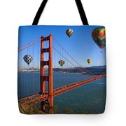 The City Of Dreams Tote Bag
