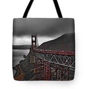Summer Storm  Tote Bag