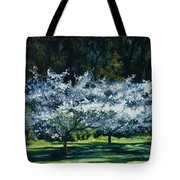 Golden Gate Park Tote Bag
