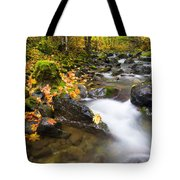 Golden Grove Tote Bag
