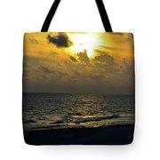 Golden Heavens Tote Bag