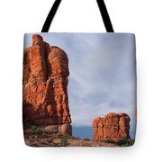 Golden Hoodoos Arches Np Tote Bag