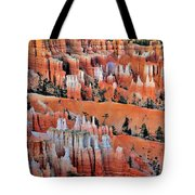 Golden Hour At Bryce Canyon 3 Tote Bag