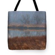 Golden In The Morning Tote Bag