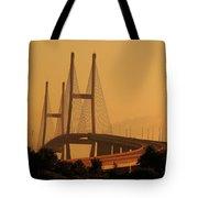 Golden Isles   Tote Bag
