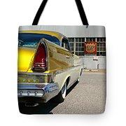 Golden Lincoln Tote Bag