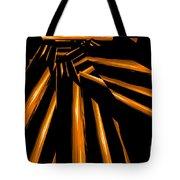 Golden Logs Tote Bag