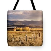 Golden Lonesome Tote Bag