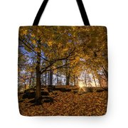 Golden Manito Tote Bag
