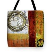 Golden Marks 5 Tote Bag