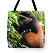 Golden Monkey II Tote Bag