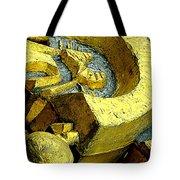 Golden Musselburgh IIi Tote Bag