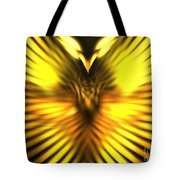 Golden Phoenix Tote Bag