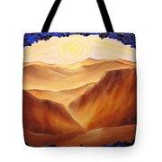 Golden Possibilities Tote Bag