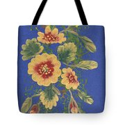Golden Radiance Tote Bag
