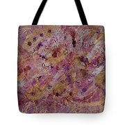 Golden Rapture Tote Bag by Don  Wright