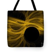Golden Rays Tote Bag