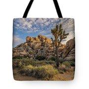 Golden Rocks Tote Bag