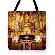 Golden Room Tote Bag
