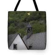 Golden Rooster St Sebastian Church Ehrenthal Germany Tote Bag