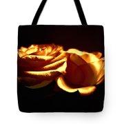 Golden Roses 5 Tote Bag
