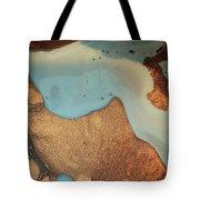 Golden Sandy Shores Tote Bag