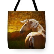 Golden Scout Tote Bag