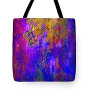 Golden Shine Tote Bag