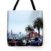 Golden State Berners Tote Bag