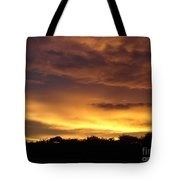 Golden Sunset 1 Tote Bag