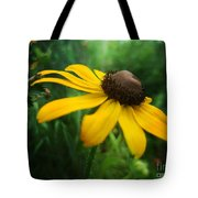 Golden Sway Tote Bag