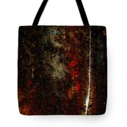 Golden Texture Tote Bag