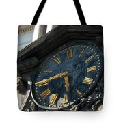 Golden Time Tote Bag