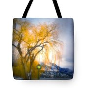 Golden Time Tote Bag