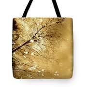 Golden Tones Tote Bag