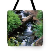 Golden Trout Wilderness Tote Bag
