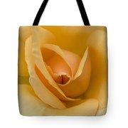 Golden Unicorn Rose Tote Bag