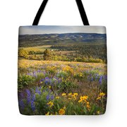 Golden Valley Tote Bag