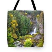 Golden Valley Tote Bag