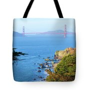 Golden View 142 Tote Bag