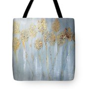 Golden Wheat Sheaf Tote Bag