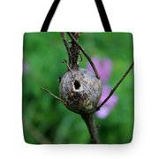 Goldenrod Gall Tote Bag