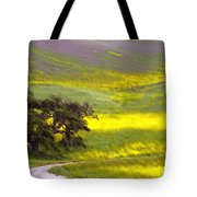 Goldenrod Oak Santa Ynez California 2 Tote Bag