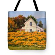 Goldenrod Time Tote Bag