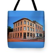 Goldfield Consolidated Mines Building Tote Bag