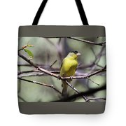 Goldfinch 042914a Tote Bag