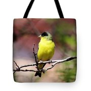 Goldfinch 042914d Tote Bag