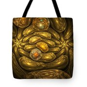 Goldfingers Tote Bag