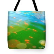 Goldfishes Tote Bag